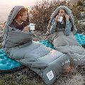 寝袋を正しく選んで朝までぐっすり。快眠が叶うおすすめシュラフ15選