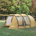 今キャンプで主流のカマボコ型テントって? 選び方とおすすめ11選