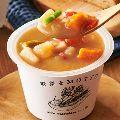 満足感UP! サッとできるカップスープは朝食やランチの強い味方