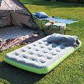 キャンプでもぐっすり快眠。エアーベッドをテント泊の相棒にいかが?
