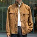 スエードジャケットが描く大人らしさ。その長所を知って、長く付き合う