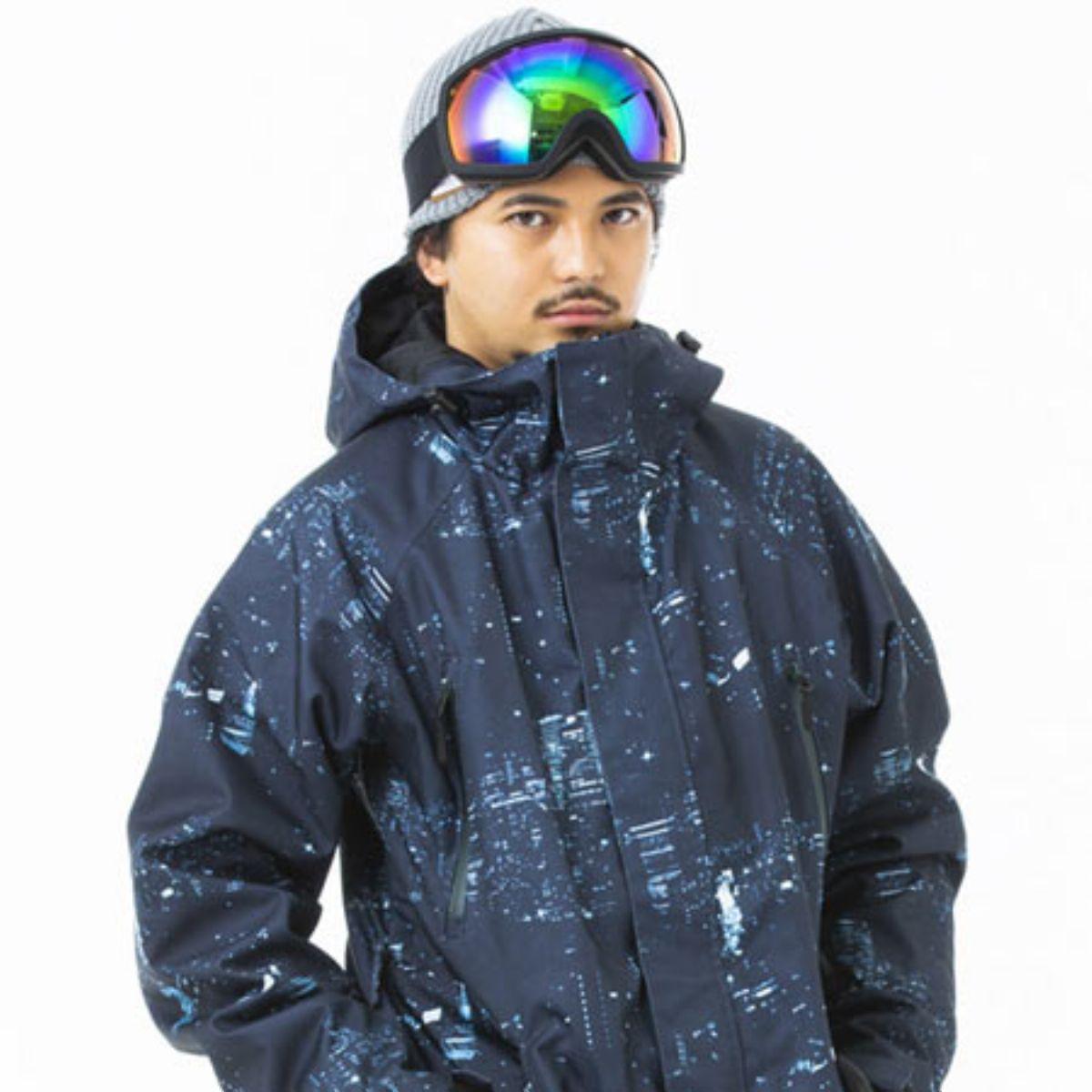 スノーボード ファッション