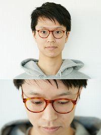 メガネ選びで印象が変わるって本当? 2枚目の画像