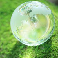 地球にやさしい植物性原料