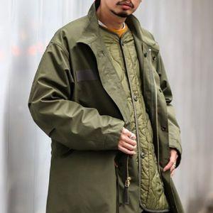 モッズコートが大人の男に味方する。おすすめしたいブランド&着こなし方