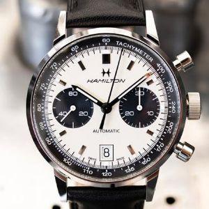 ハミルトンの名機15選。アメリカ生まれの時計ブランドを深掘り