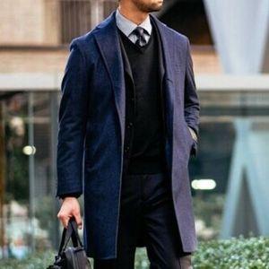 スーツに好相性。ビジネスで着たいコート30選
