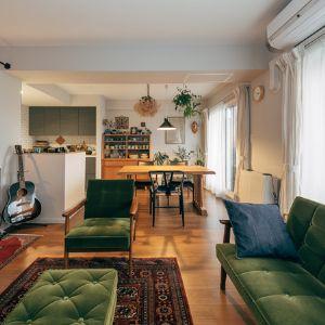 おしゃれな部屋の作り方。3つの重要ポイントとインテリア実例集