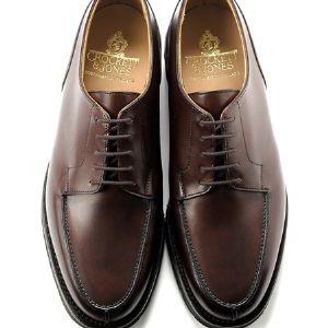 押さえるべき革靴の種類。デザインの違いと履き分け方