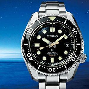 世界に通用する腕時計。セイコーダイバーズが、日本にはある