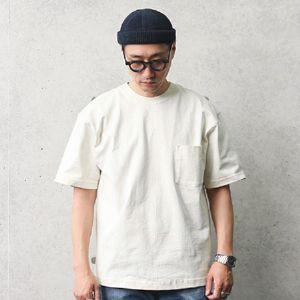 無地Tシャツをおしゃれに着こなす。参考コーデとおすすめブランド