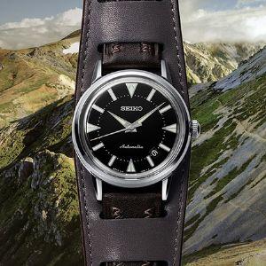 セイコーの隠れたコスパ時計。アルピニストって何モノだ?