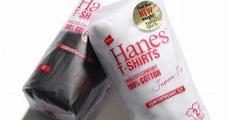 ヘインズ ジャパンフィットのTシャツは何が違うのか?