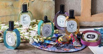 ディプティックで探す、心地良い香り。種類とラインアップを整理