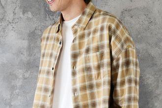 オタクに見せない。ネルシャツで作るおしゃれコーデのハウツー