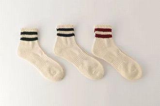 人気の靴下ブランドで、足元のおしゃれをブラッシュアップ