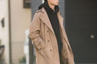 トレンチコートを着てほしい。大人に似合う人気ブランド15選