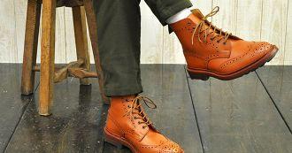 履き続けるべき価値がある。トリッカーズの革靴&ブーツ名作リスト