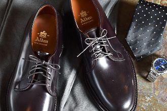 男の足元にハマる。人気革靴ブランド、推しの1足