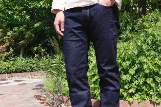 蒸れない、暑くない。夏も快適なジーンズがあるんです