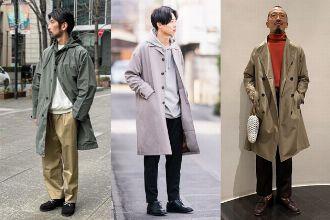コートの種類を再認識。チェックすべき8種のデザインと着こなし方