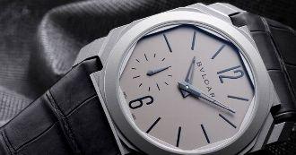 圧倒的センスで業界震撼。ブルガリの腕時計に愉悦する