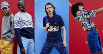 ポロシャツの元祖×ストリートアートの天才。2大巨頭のコラボをご存じ?