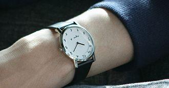 フランスのエスプリが満載。アニエスベーの腕時計でセンス良く装う
