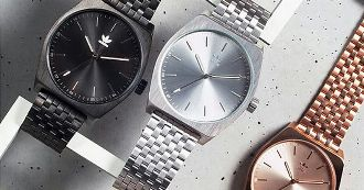 腕時計だって、アディダス。手元から叶える大人のアクティブスタイル