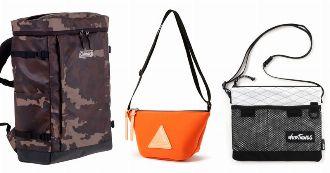 全力で楽しむために。フェス用バッグは用途に合わせて揃えたい