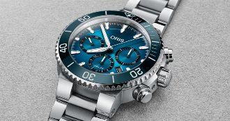 「忘れないで」。半永久的な機械式時計に込められた、海へのメッセージ