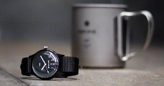 """時を忘れる腕時計? """"キャンパー""""のためのキャンパーが登場"""