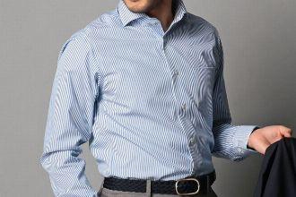 スーツに合わせるシャツの正しい選び方。ビジネスシーンに最適な10枚を厳選