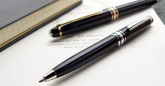デキる男の代名詞。モンブランの万年筆とボールペンのおすすめ20選