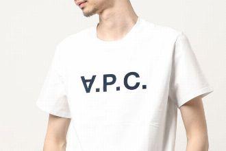 アー・ペー・セーのTシャツガイド。大人におすすめの16アイテムを厳選