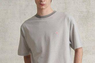 ダントンのTシャツで主張しないおしゃれを。今狙うならこの6枚