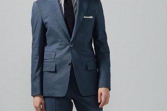 スーツのポケットの基本ルール。種類別にマナーや着こなし方をおさらい