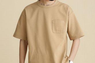 欲しいのはこなれ感。ベージュTシャツの着こなしテクとおすすめ10選