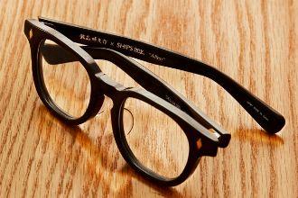 国産×ハンドメイドでこの価格。鯖江発の高品質メガネをリーズナブルに