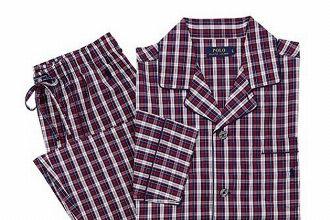 睡眠の質も気分もアップ。ポロラルフローレンのパジャマで寝たい
