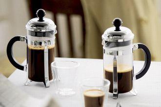 フレンチプレスを知ってる?  初心者でもプロ並みのコーヒーを楽しめる抽出法