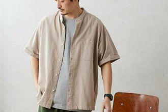 ナチュラルカラーを味方に。ベージュのシャツは、こなれた大人の新定番だ