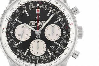 航空時計の伝説。ブライトリングのナビタイマーは、男の基礎教養だ