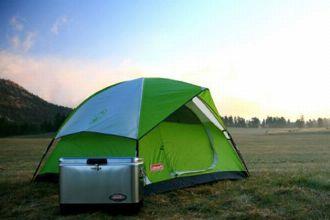 コールマンのテントが選ばれる理由。エントリー用から上級向きまで人気モデルが続々