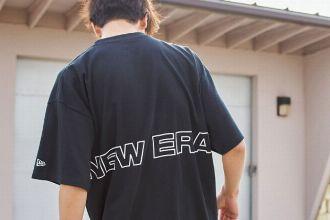 ニューエラのTシャツは大人コーデにもってこい。帽子だけじゃない魅力とは