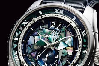 """時計に""""美""""を求める大人は、シチズンのカンパノラを持っている"""