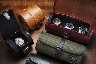愛機がより愛おしくなる。腕時計ケースを賢く選んで良い時計ライフを