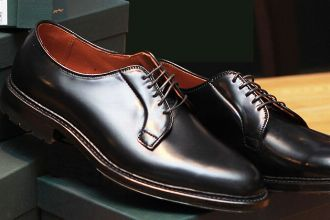 """一生に1度は履きたい靴。コードバンの""""オールデン""""がなぜ人気なのか"""