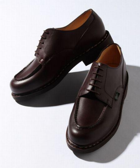 革靴なのに、タフ。Uチップシューズの魅力とは