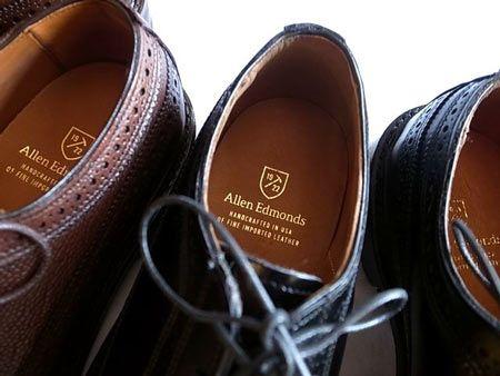歴代の大統領も愛用した、米国靴ブランドの名門『アレンエドモンズ』
